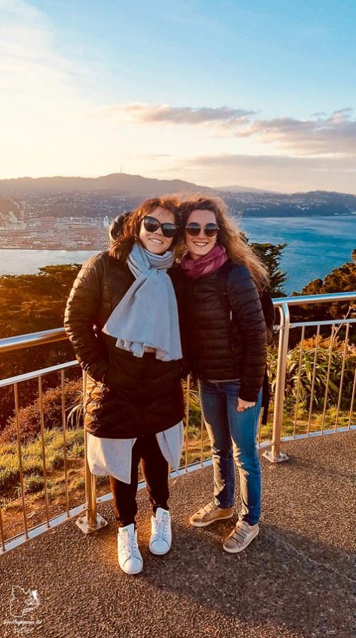 Mont Victoria à Wellington dans notre article sur l'Île du Nord en Nouvelle-Zélande : Incontournables et itinéraire de mon road trip #nouvellezelande #oceanie #voyage #iledunord #roadtrip