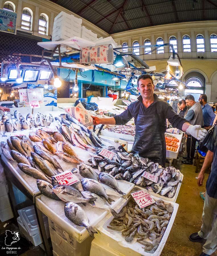Food tour à Athènes, une expérience culinaire grecque à vivre dans notre article La cuisine grecque : 10 expériences culinaires à vivre en Grèce #grece #cuisine #cuisinegrecque #culinaire #experiencesculinaires #voyage #europe #nourriture