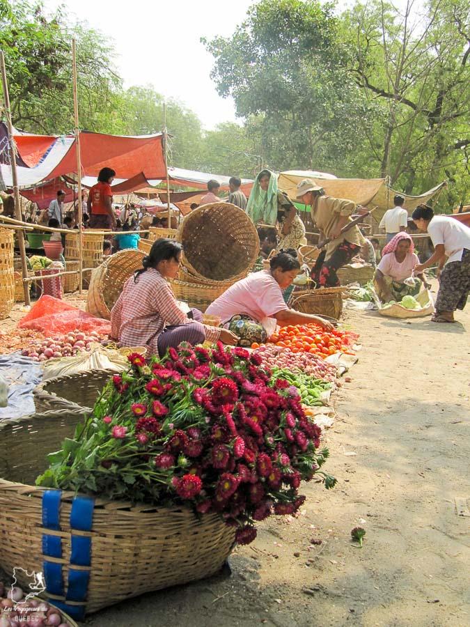 Marché de Kalaw dans notre article Voyage au Myanmar : Mes expériences et lieux à visiter au Myanmar #myanmar #birmanie #asie #voyage #itineraire #kalaw