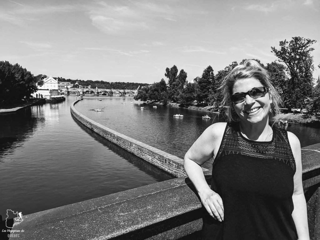 Pont Charles, à visiter à Prague lors d'un week-end dans notre article Que faire à Prague : Les incontournables pour visiter Prague en un week-end #prague #republiquetcheque #citytrip #week-end #europe #voyage