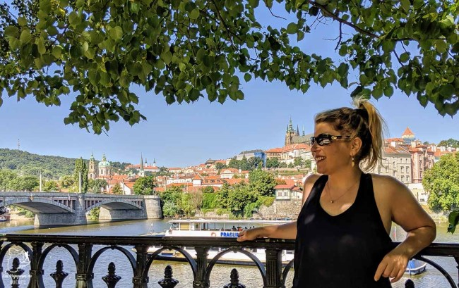 Voyager au féminin à Prague dans notre article Que faire à Prague : Les incontournables pour visiter Prague en un week-end #prague #republiquetcheque #citytrip #week-end #europe #voyage