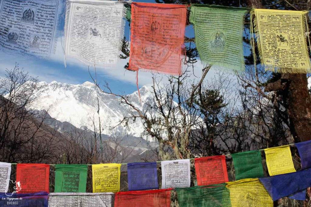 Mal des montagnes au camp de base de l'Everest au Népal dans notre article Comment se préparer à la haute altitude pour éviter le mal des montagnes #montagne #hautealtitude #hautemontagne #maldesmontagnes #malaigudesmontagnes #randonnee #hautealtitude
