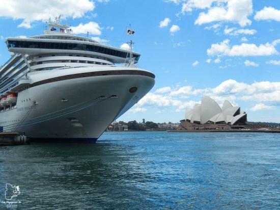 Sydney, ville d'embarquement de ma croisière Sydney-Singapour dans notre article Comment choisir sa croisière : guide pratique pour faire une croisière réussie #croisiere #bateau #voyage