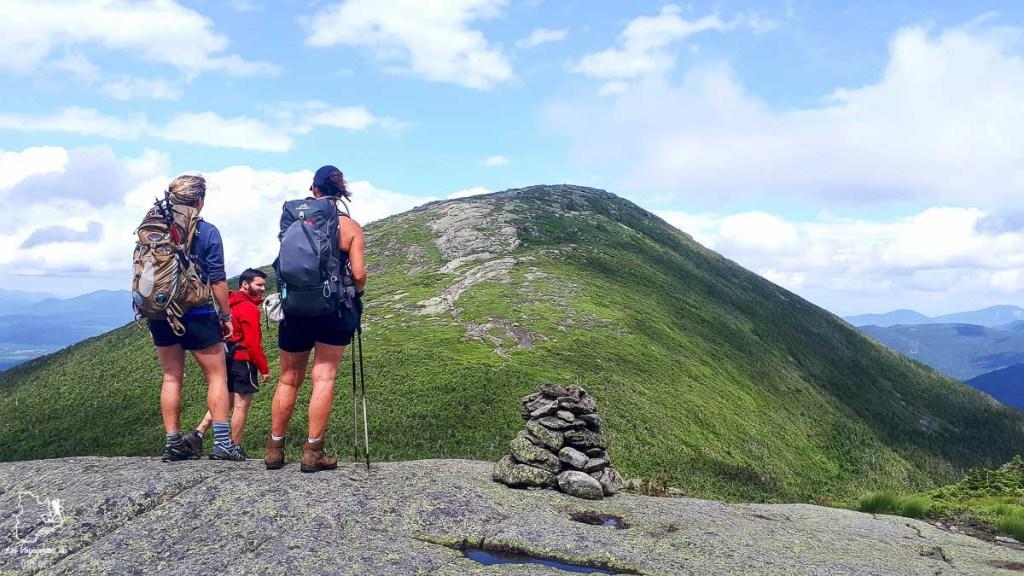 Boucle des sommets Algonquin et Iroquois dans notre article Devenir un Adirondack 46er : Faire l'ascension des 46 plus hautes montagnes des Adirondacks #adirondack #adirondacks #46ers #46er #ADK46er #montagnes #usa #randonnee