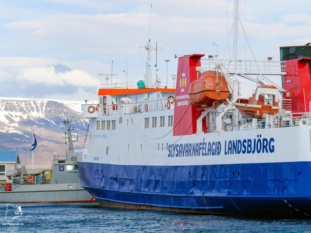 Vieux-Port de Reykjavik dans notre article Une semaine en Islande : Mon expérience à visiter l'Islande en solo #islande #unesemaine #voyage #europe #voyageensolo