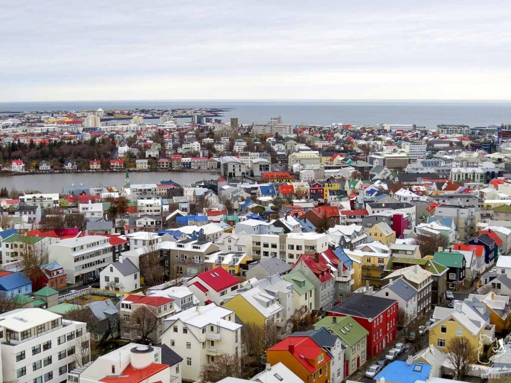 Capitale d'Islande, Reykjavik dans notre article Une semaine en Islande : Mon expérience à visiter l'Islande en solo #islande #unesemaine #voyage #europe #voyageensolo