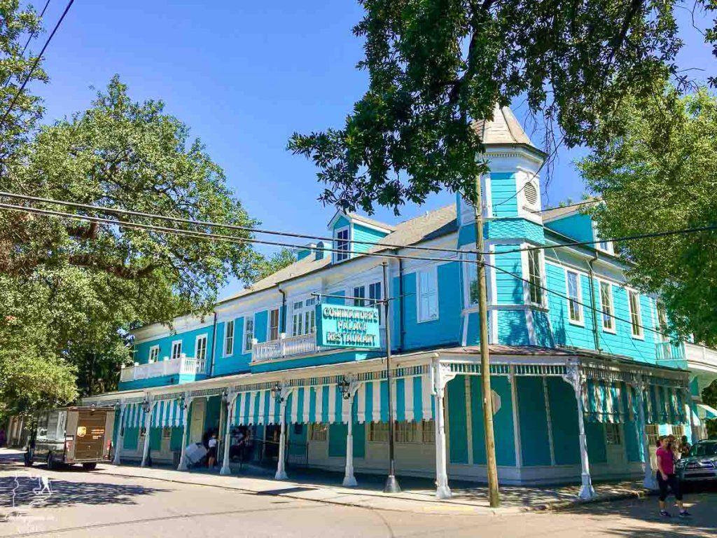 Manger au Commander's Palace en Nouvelle-Orléans dans notre article 5 incontournables de la Nouvelle-Orléans à visiter en 3 jours #nouvelleorleans #louisiane #usa #etatsunis #voyage #amerique