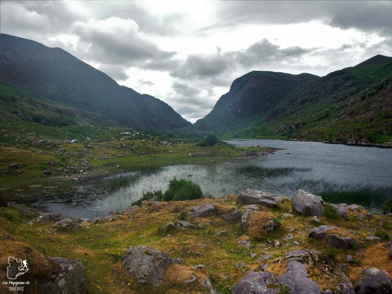 Le Gap of Dunloe dans le Comté de Kerry en Irlande dans notre article Road trip en Irlande : 3 semaines de road trip en couple à travers l'Irlande #irlande #irlandedunord #roadtrip #circuit #europe #voyage