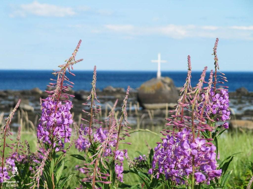 La Pointe-aux-Anglais sur la Côte-Nord dans notre article Visiter la Côte-Nord au Québec : mes coups de cœur tout en nature #cotenord #quebec #canada #nature