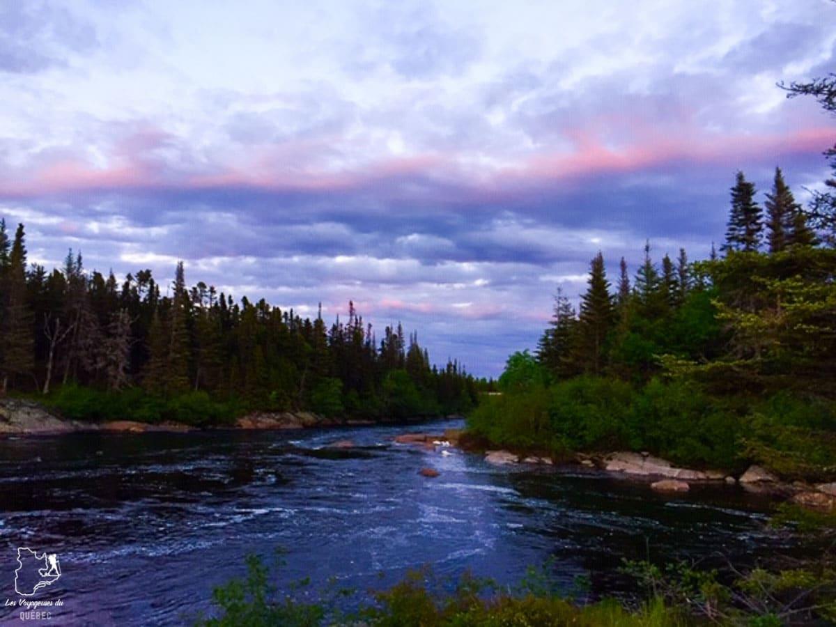 Réserve faunique de Port-Cartier sur la Côte-Nord dans notre article Visiter la Côte-Nord au Québec : mes coups de cœur tout en nature #cotenord #quebec #canada #nature
