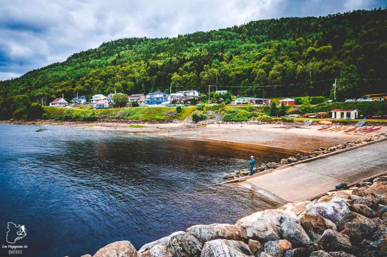 Quai de L'Anse-Saint-Jean dans notre article Tourisme au Saguenay-Lac-Saint-Jean : Itinéraire complet pour 5 jours de road trip dans le région #saguenay #lacsaintjean #saguenaylacsaintjean #quebec #quebecoriginal #canada #roadtrip