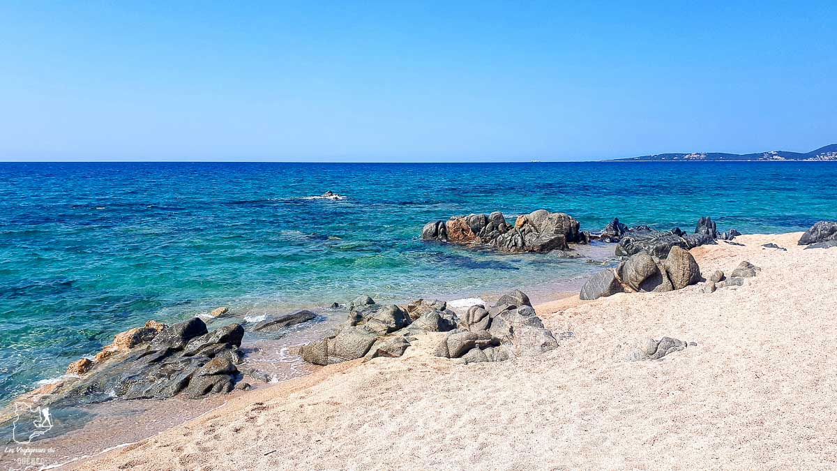 Aller se baigner en Corse après le trek organisé dans notre article Voyage de randonnée : Tout savoir pour planifier son trek organisé avec une agence #randonnee #trekking #agence #voyage
