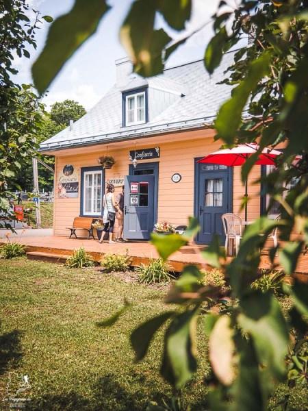 Confiserie de la Vieille École à l'Île d'Orléans dans notre article Visiter l'Île d'Orléans au Québec : Incontournables d'une escapade gourmande lors d'un tour de l'Île d'Orléans #ileorleans #quebec #canada #voyage #escapadegourmande