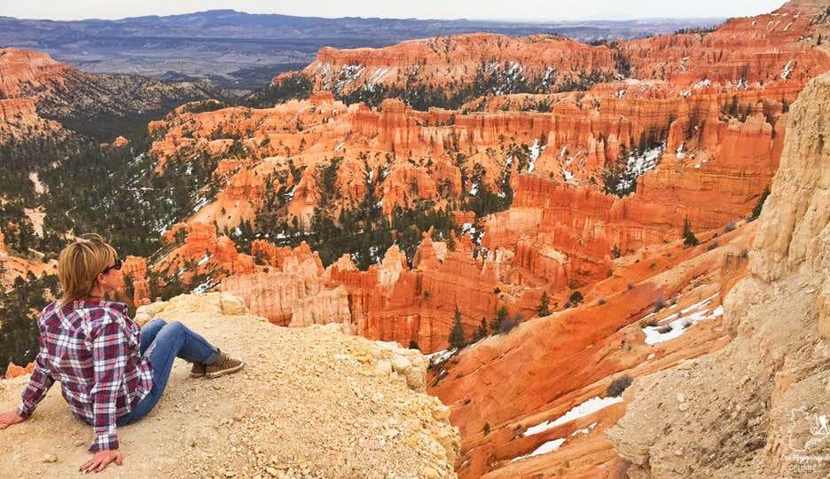 Bryce Canyon dans notre article Voyager en palette d'émotions : lorsque l'aventure devient introspection #emotions #voyage #voyager #introspection