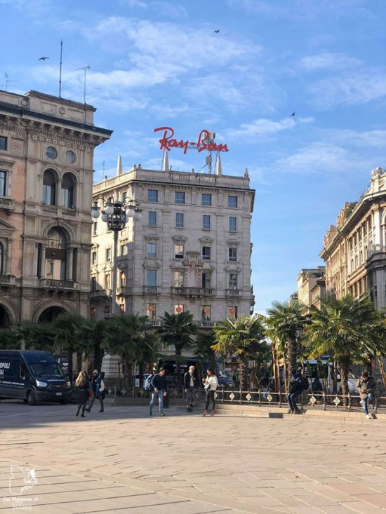 Faire du shopping au centre-ville de Milan dans notre article Visiter Milan en Italie : 8 incontournables de que voir et que faire en 3 jours #Milan #Italie #Europe #voyage