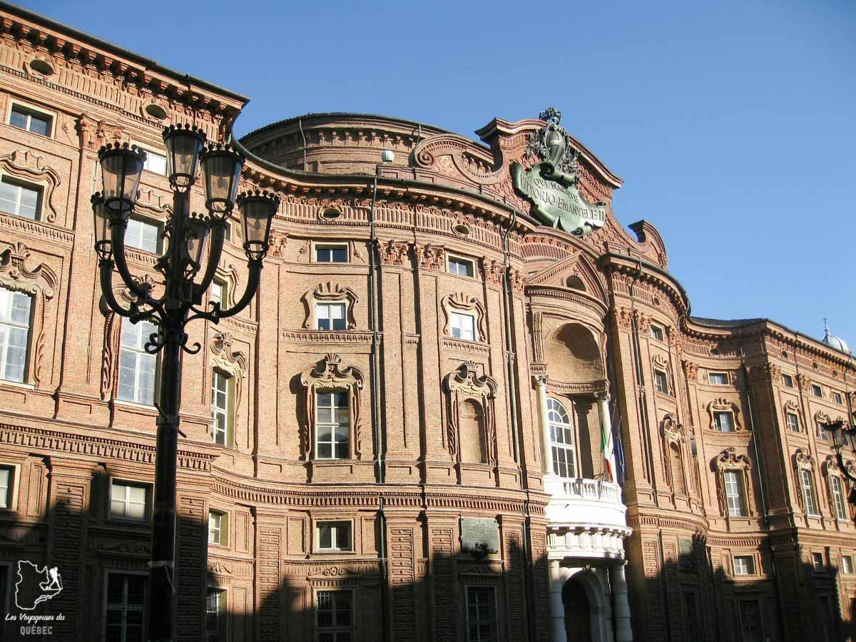 Musée des antiquités égyptiennes de Turin dans notre article Visiter Turin en 1 jour : Que voir et que faire à Turin en Italie #turin #italie #europe #voyage