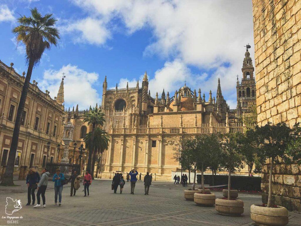 Visiter Séville dans le sud de l'Espagne dans notre article Voyage au sud de l'Espagne : Itinéraire de 2 semaines à visiter en mode backpack #espagne #sudespagne #malaga #seville #grenade #europe #voyage #itineraire #backpack