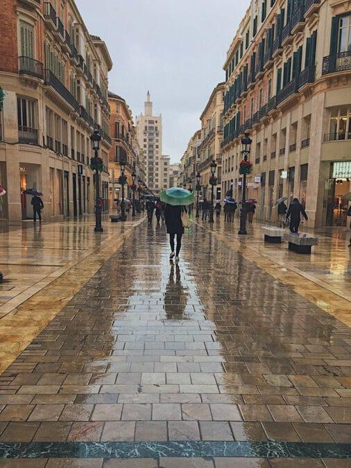 Faire du shopping à Malaga dans notre article Voyage au sud de l'Espagne : Itinéraire de 2 semaines à visiter en mode backpack #espagne #sudespagne #malaga #seville #grenade #europe #voyage #itineraire #backpack