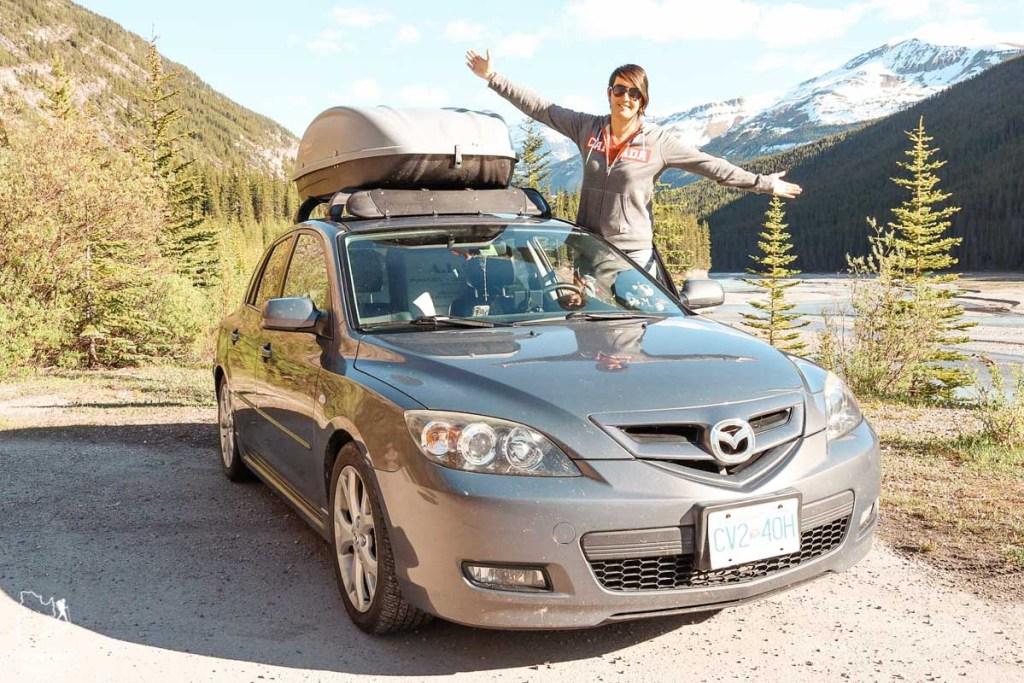 Road trip en solo et couchsurfing dans notre article Couchsurfing au Canada : Mon expérience en Couchsurfing à travers le Canada #couchsurfing #canada #voyage #roadtrip