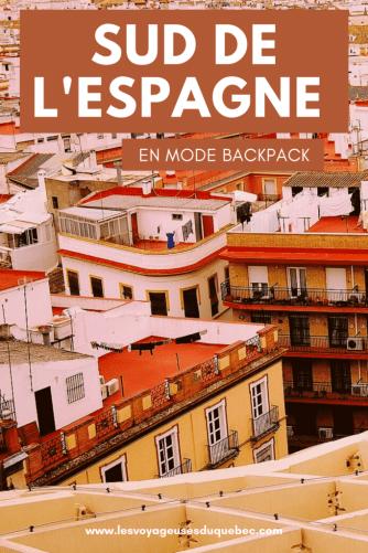 Voyage au sud de l'Espagne : Mon itinéraire de deux semaines en mode backpack