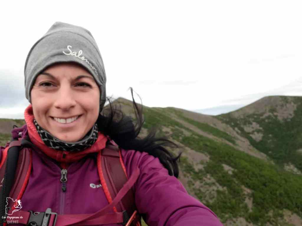 Randonnée aux Monts Vallières dans notre article 4 randonnées en Gaspésie incontournables du Parc de la Gaspésie et des Chic-Chocs #randonnee #Gaspesie #chicchocs #sepaq #quebec