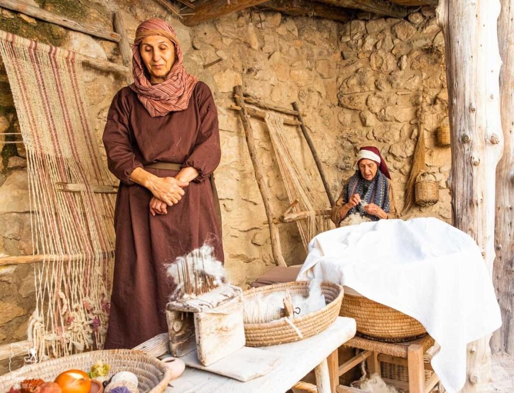 Village de Jésus à Nazareth en Israël dans notre article Noël en Terre sainte : 9 jours à visiter Israël et la Palestine durant les fêtes #noel #terresainte #israel #palestine