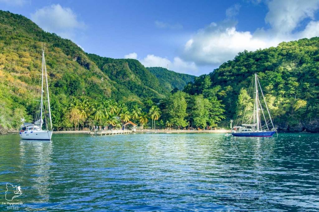 Anse noire en Martinique dans notre article Que faire en Martinique : 10 incontournables à visiter sur l'île aux fleurs #martinique #france #caraibes #antilles #amerique #voyage #ile