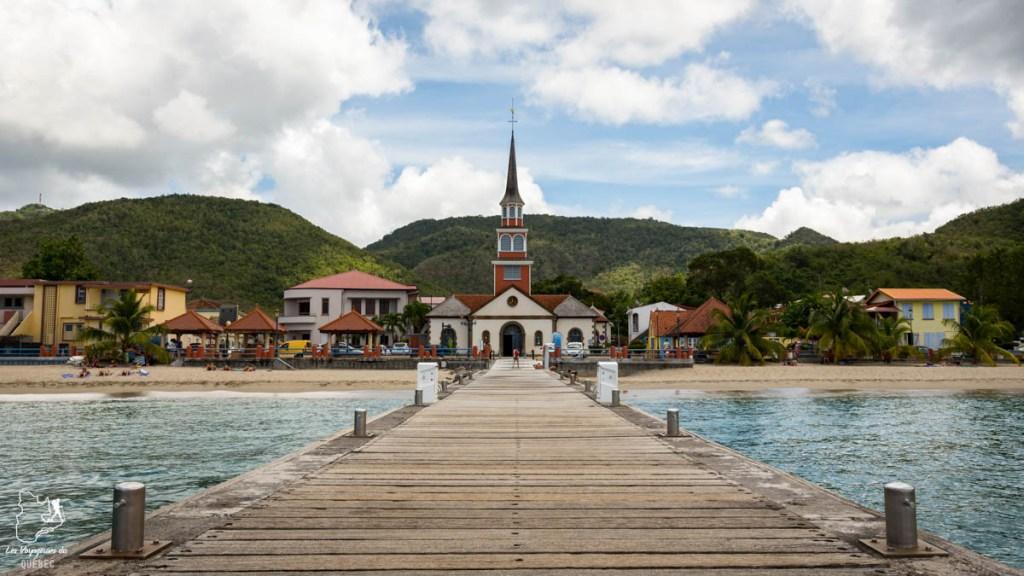 Anses-d'Arlet, village pittoresque de la Martinique dans notre article Que faire en Martinique : 10 incontournables à visiter sur l'île aux fleurs #martinique #france #caraibes #antilles #amerique #voyage #ile