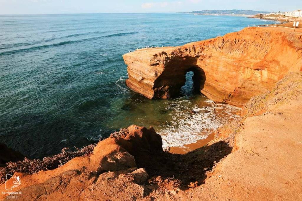 Jolla Cove à San Diego dans notre article Visiter San Diego aux USA : Que voir et que faire à San Diego en 3 jours #sandiego #californie #usa #voyage