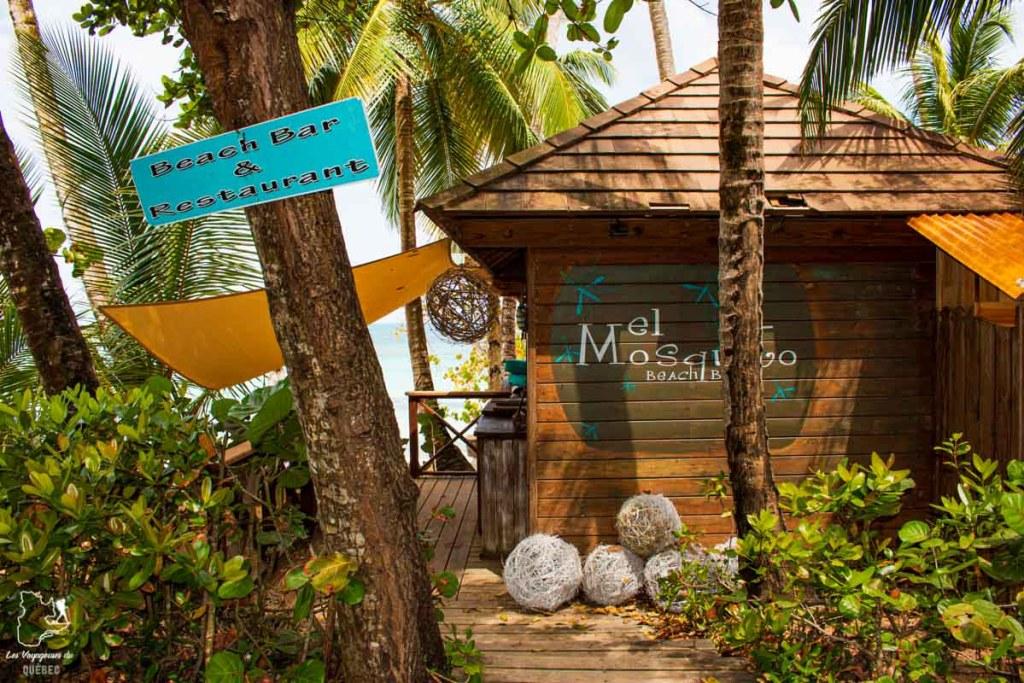 El Mosquito Beach Bar de Las Terrenas dans notre article Voyager en République Dominicaine autrement : Las Terrenas, destination coup de coeur #republiquedominicaine #caraibes #antilles #amerique #voyage #voyagedanslesud #lasterrenas