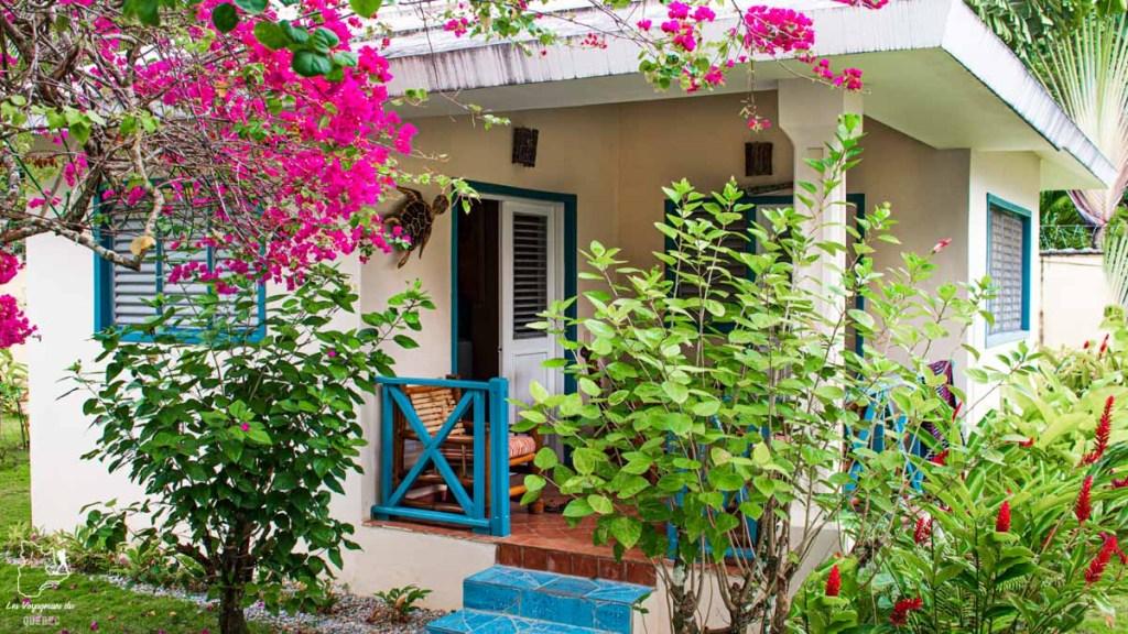 Notre bungalow à Las Terrenas en République Dominicaine dans notre article Voyager en République Dominicaine autrement : Las Terrenas, destination coup de coeur #republiquedominicaine #caraibes #antilles #amerique #voyage #voyagedanslesud #lasterrenas
