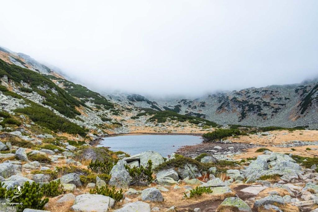 Randonnée dans le parc national de Pirin en Bulgarie dans notre article Visiter la Bulgarie : itinéraire et conseils pour 1 mois de voyage en Bulgarie #bulgarie #europe #europedelest #voyage