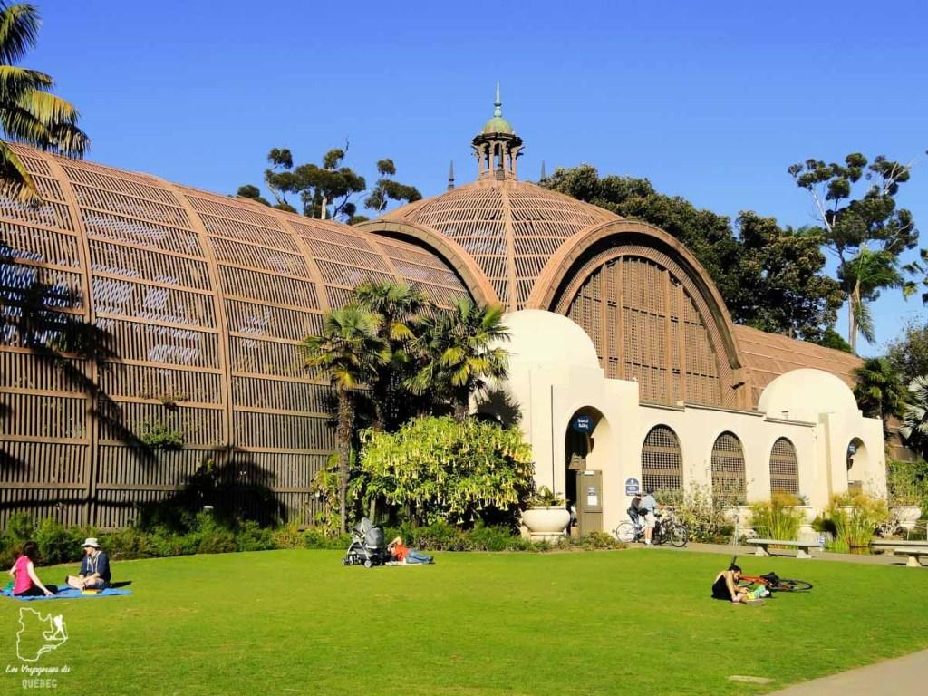 Balboa Park à San Diego dans notre article Visiter San Diego aux USA : Que voir et que faire à San Diego en 3 jours #sandiego #californie #usa #voyage