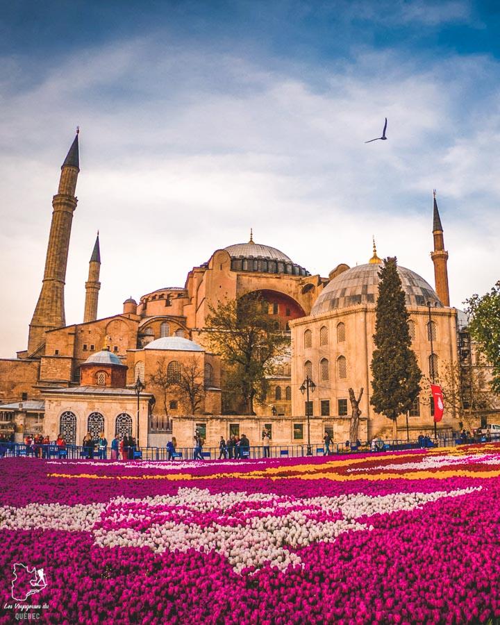 Istanbul, en Turquie, destination idéale au Moyen-Orient pour les femmes dans notre article Voyager en tant que femme : 10 destinations coups de coeur pour voyageuses #destination #femme #voyager #voyage #solo #voyageuse