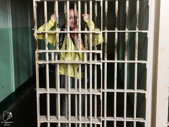 Prisonnier prison d'Alcatraz à San Francisco dans notre article Visiter Alcatraz : Tout savoir sur la visite de cette prison de San Francisco #alcatraz #ile #sanfrancisco #californie #usa #etatsunis #prison