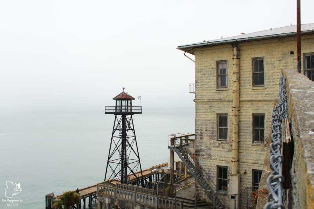 La prison d'Alcatraz à San Francisco dans notre article Visiter Alcatraz : Tout savoir sur la visite de cette prison de San Francisco #alcatraz #ile #sanfrancisco #californie #usa #etatsunis #prison