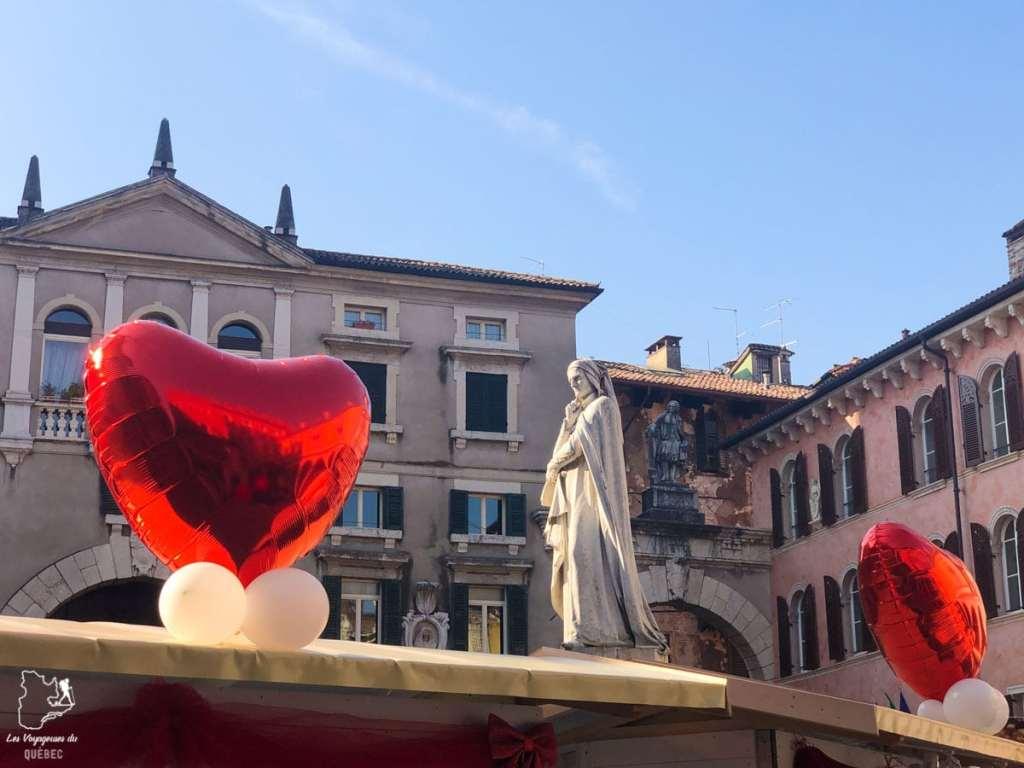 Visiter Vérone à la Saint-Valentin dans notre article Visiter Vérone en Italie : mes incontournables de la ville de Roméo et Juliette #verone #italie #venetie #voyage #europe