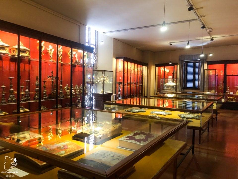 Museo dell' Opera de Sienne en Italie dans notre article Visiter Sienne en Toscane en Italie en 10 incontournables et adresses foodies #italie #sienne #toscane #voyage