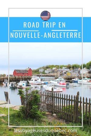 Notre article Visiter la Nouvelle-Angleterre aux USA : Que voir lors d'un road trip de 3 jours #road trip #nouvelleangleterre #usa #etatsunis #itineraire