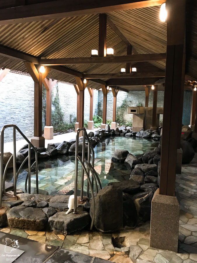 Bains du Spa Land à Busan dans notre article Visiter Busan en Corée du Sud : Quoi faire à Busan en 7 incontournables #coreedusud #asie #voyage #busan