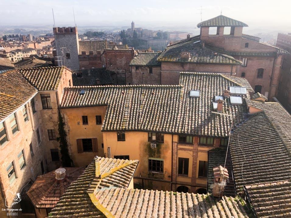 Visite du centre historique de Sienne en Italie dans notre article Visiter Sienne en Toscane en Italie en 10 incontournables et adresses foodies #italie #sienne #toscane #voyage