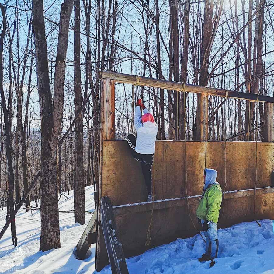 La course bootcamp, une activité d'adrénaline à faire au Québec dans notre article 6 activités à faire au Québec pour les amatrices de sensations fortes #activites #quebec #canada #sportextreme #adrenaline