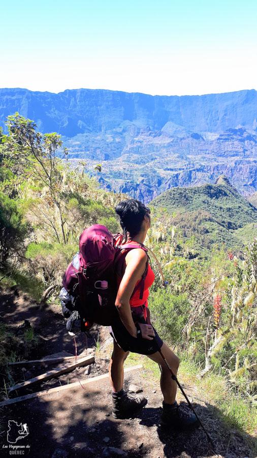 Trek de randonnée à l'île de la Réunion dans notre article 5 témoignages sur le BLUES après un voyage de randonnée en montagnes #randonnee #blues #retourdevoyage #trek #voyage