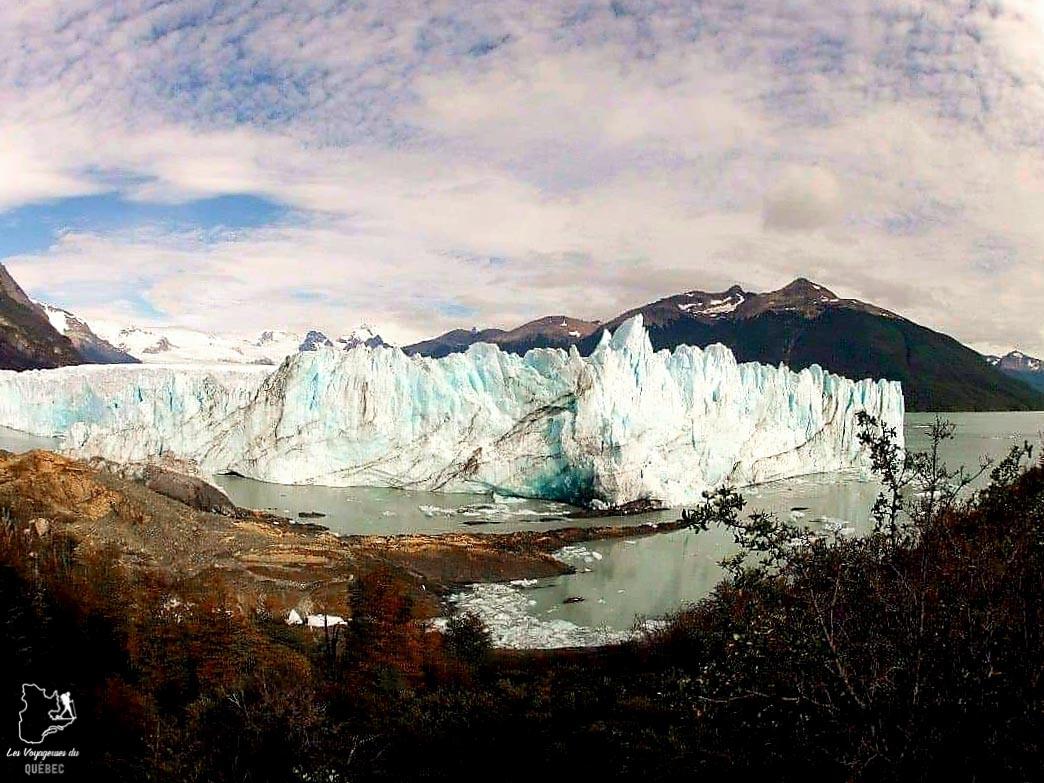 Trek au Glacier Perito Moreno en Argentine dans notre article 5 témoignages sur le BLUES après un voyage de randonnée en montagnes #randonnee #blues #retourdevoyage #trek #voyage