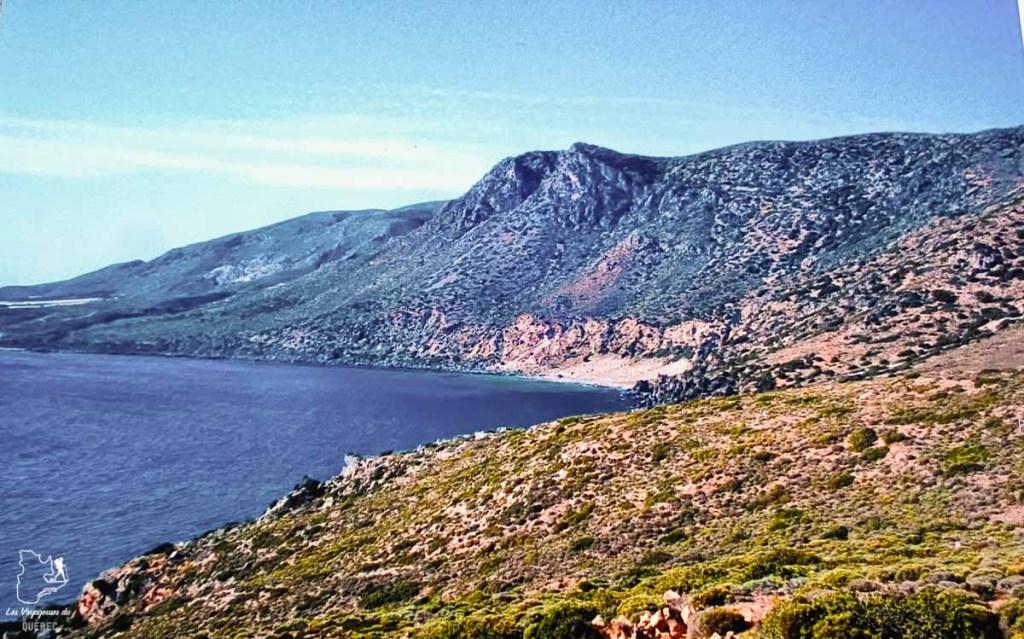 Difficile retour d'un voyage de randonnée sur l'île de Crète dans notre article 5 témoignages sur le BLUES après un voyage de randonnée en montagnes #randonnee #blues #retourdevoyage #trek #voyage