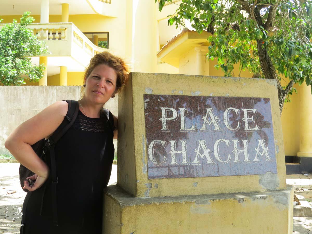 Place Chacha à Ouidah au Bénin en Afrique dans notre article Voyage au Bénin: Le Bénin en Afrique en 8 incontournables à visiter #benin #afrique #voyage