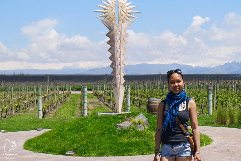 Vignoble à Mendoza en Argentine dans notre article Quitter une vie où il faut plaire à tout prix pour voyager et être enfin libre #voyage #voyageraufeminin #femme #inspiration