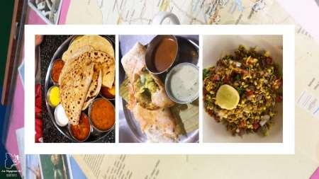 Nourriture au Rajasthan en Inde dans notre article Visiter le Rajasthan en Inde : Itinéraire et conseils pour un voyage dans cet État du Nord de l'Inde #rajasthan #inde #itineraire #voyage