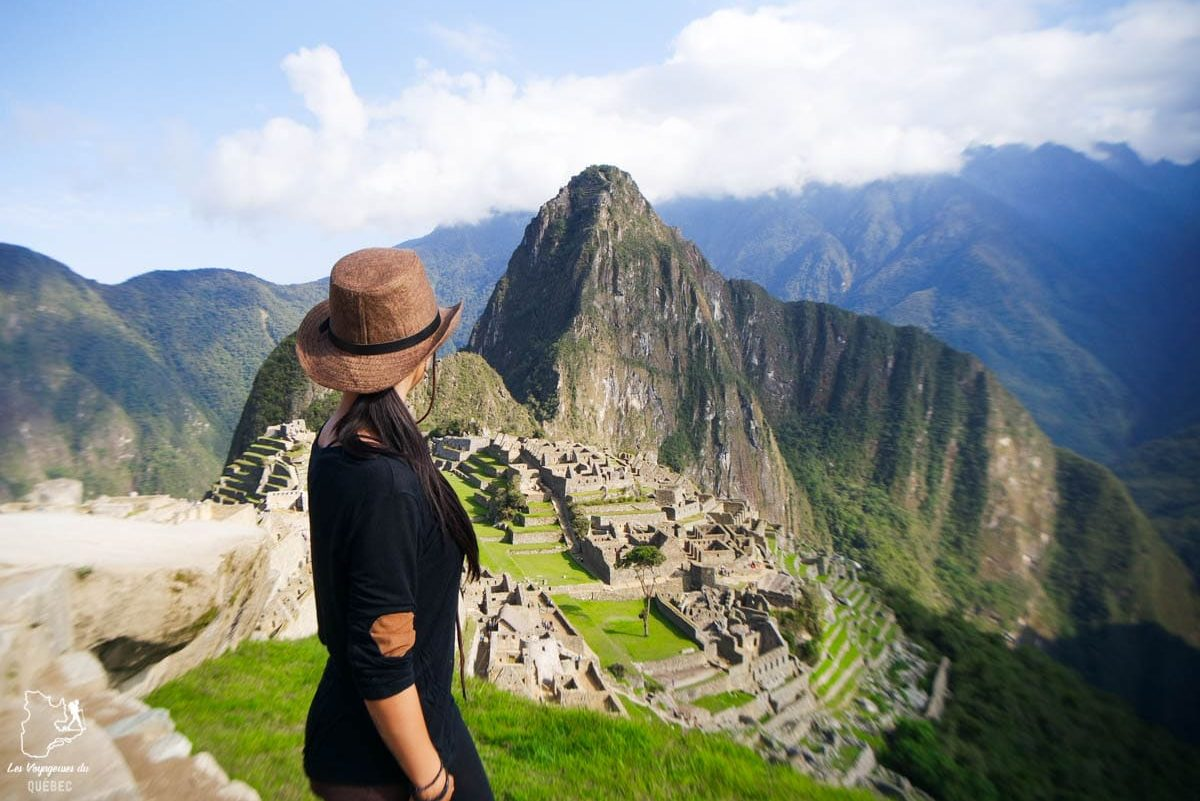Machu Picchu au Pérou dans notre article Quitter une vie où il faut plaire à tout prix pour voyager et être enfin libre #voyage #voyageraufeminin #femme #inspiration
