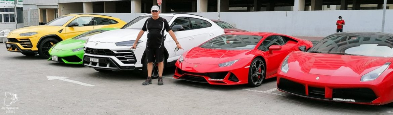 Se payer une voiture de luxe à Dubaï dans notre article Visiter Dubaï avec un petit budget : Que faire à Dubaï et voir pour un séjour pas cher #dubai #emiratsarabesunis #asie #voyage